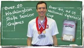 Fibromyalgia Cap and Medals