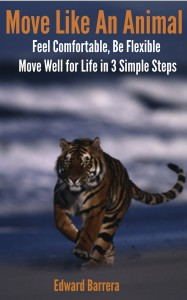 Move Like An Animal Book Cover